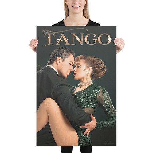 24' x 36' Miriam & Leonardo Tango 8