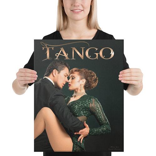 16' x 20' Miriam & Leonardo Tango 8