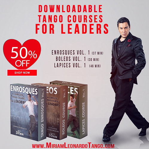 LEADERS BUNDLE  (3 Downloadable courses)