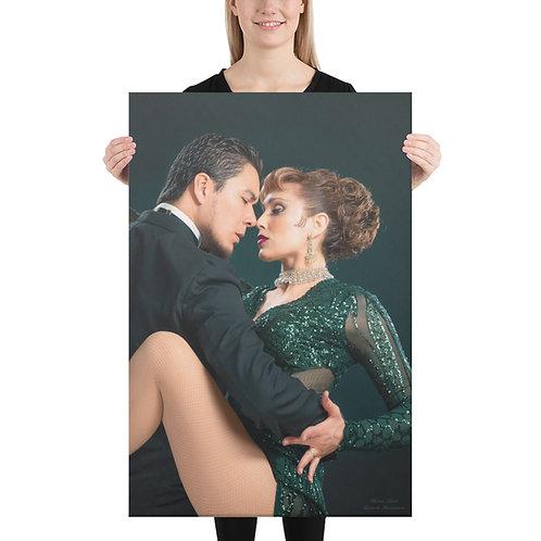 24' x 36' Miriam & Leonardo Tango 16