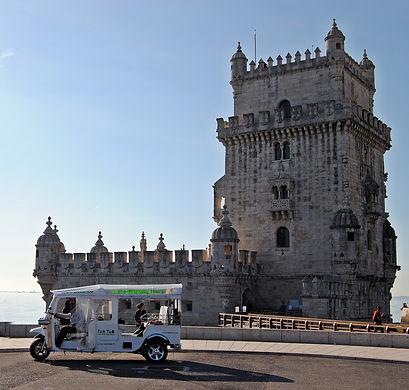 Tuk Tur - Torre de Belem