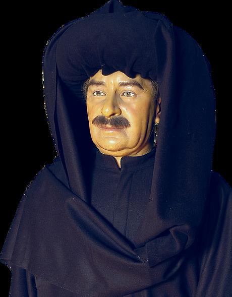 Infante D. Henrique do Museu de Cera dos Descobrimentos