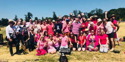 Race For Life at Kempton Park, July 2018