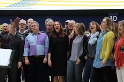 Waterloo Station #GiveAGig 2018