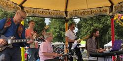 The Jets - Hampton Court Garden Festival