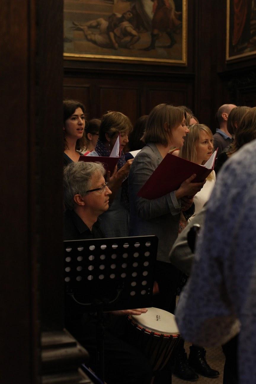 Hampton Court Sing500