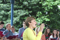 Canbury Bandstand 2016