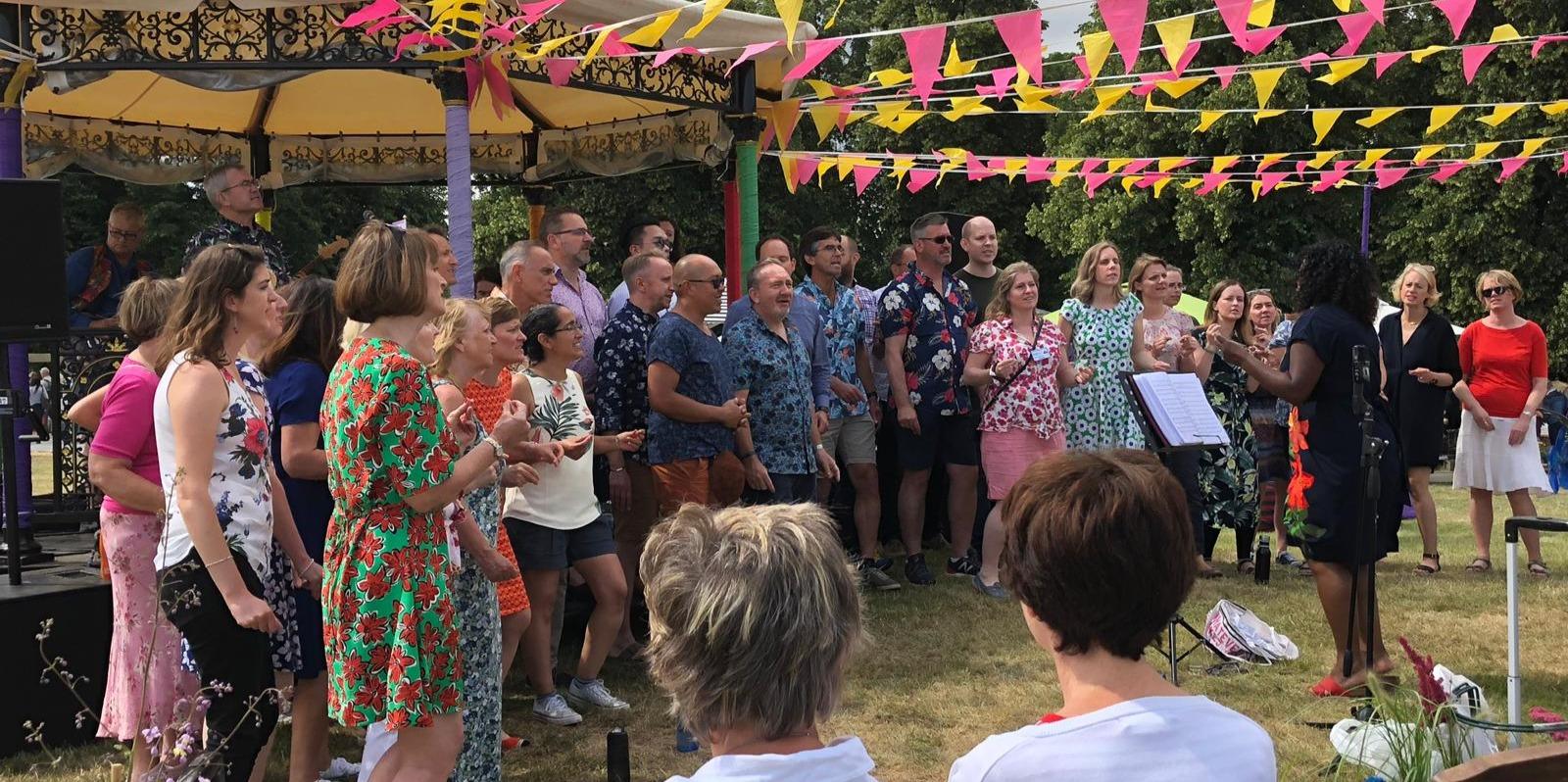 Hampton Court Garden Festival 2019