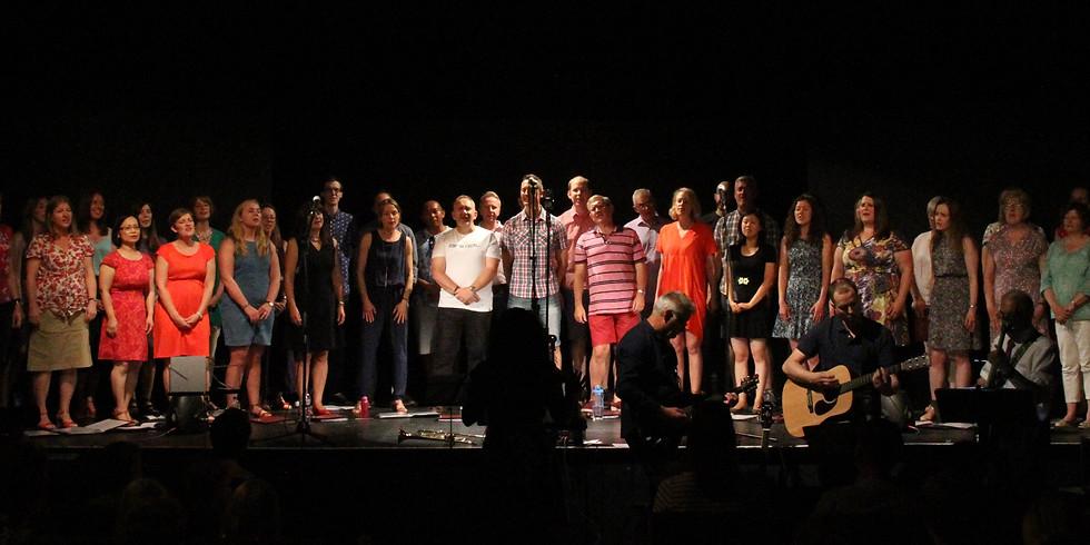 North Kingston Choir 5th Birthday Concert