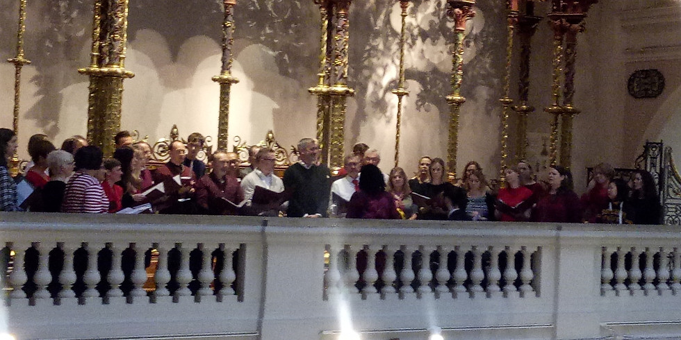 Christmas with NKC at Southwark Cathedral