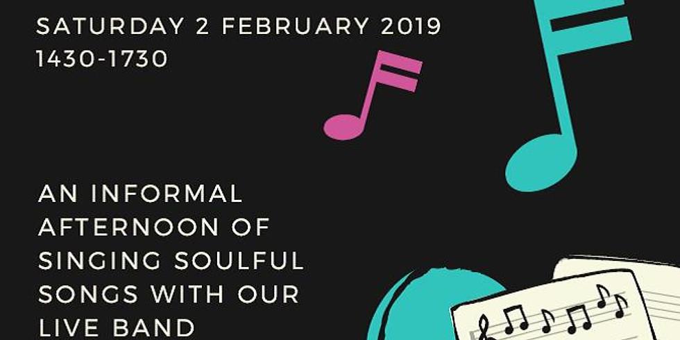 'Soul and Gospel' Public Workshop