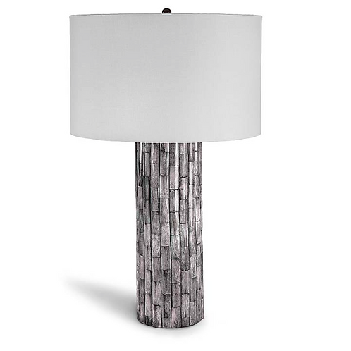 Bone Column Table Lamp