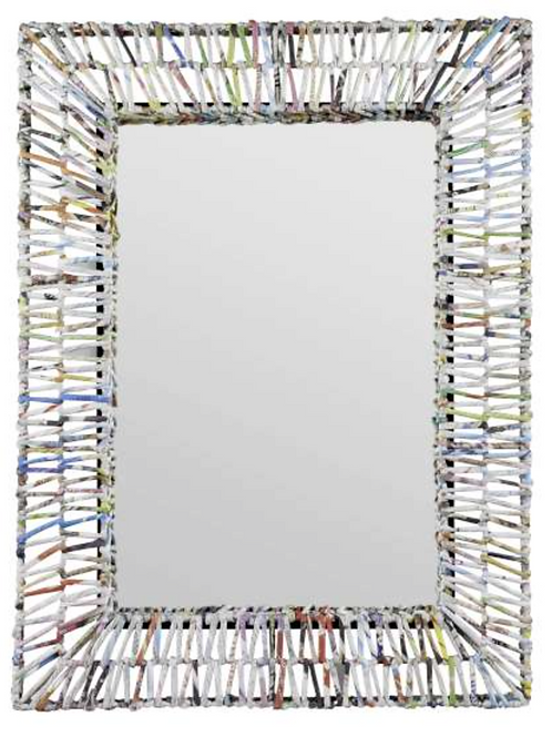 Newspaper Mirror