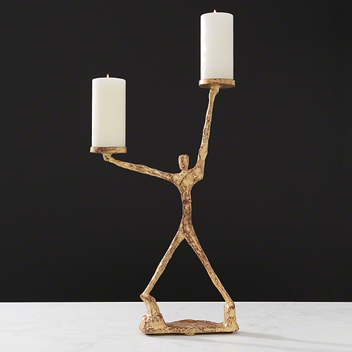 Liberty Candleholder