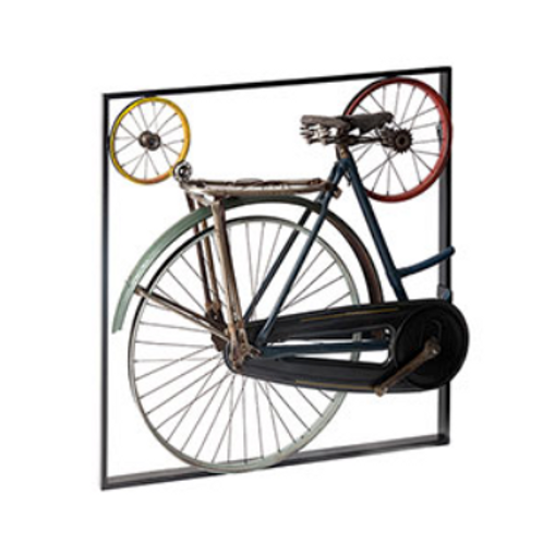 Framed Bike Art