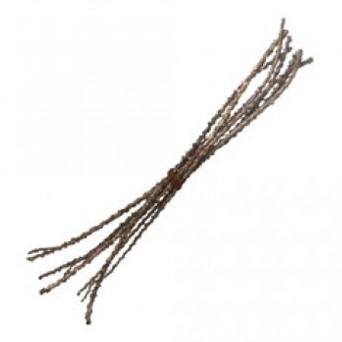 Gold Palm Stick Bunches 8/pc