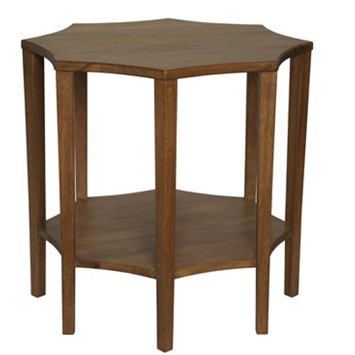8 Point Side Table