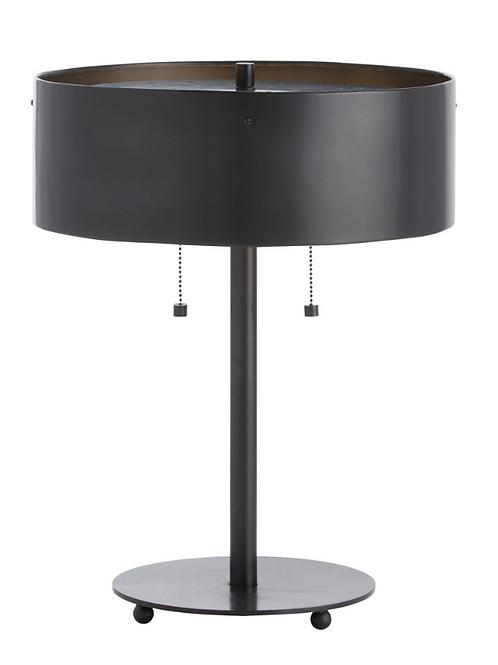 Black Metal Desk Lamp