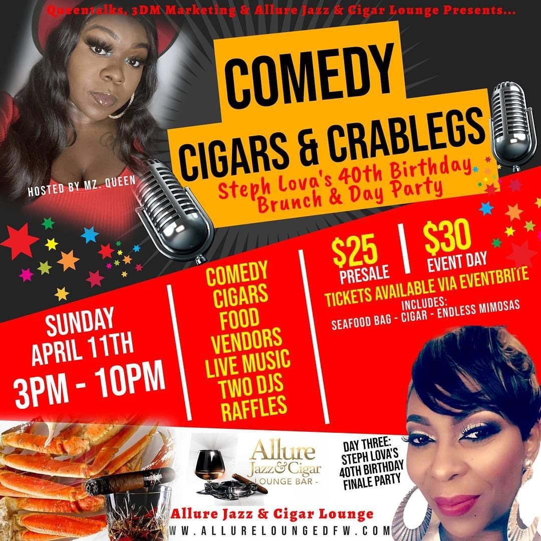 Comedy, Cigars & Crab Legs 4.11.jpg