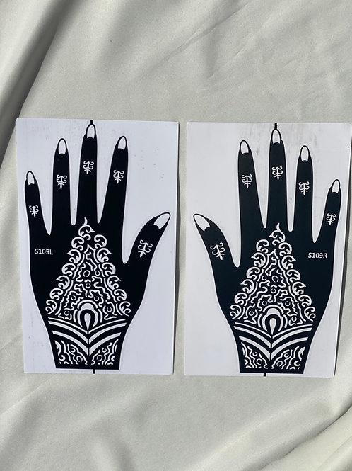DIY Henna Stencils