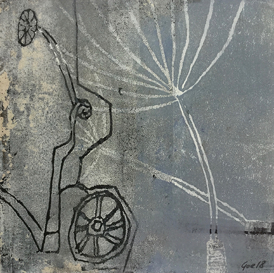 hommage à tinguely II