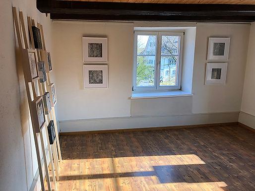 SPUREN - Gruppenausstellung der SGBK Basel
