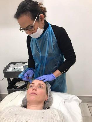 Train with Louise Bain Aesthetics Academy