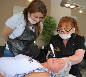 Aesthetics Courses Available
