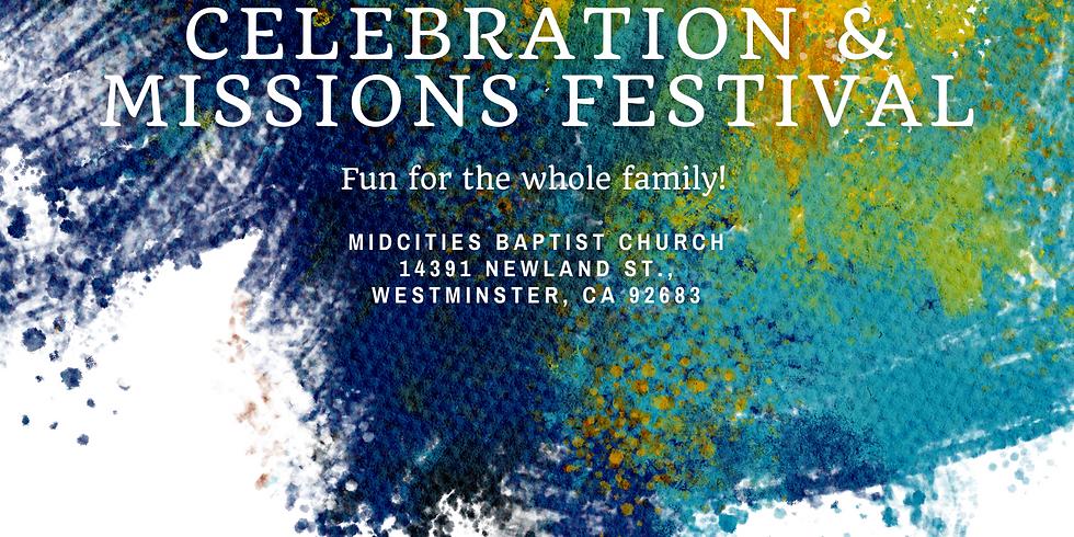 69th Annual Celebration & Missions Festival