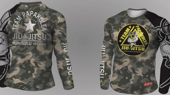 More new apparel from your favorite Jiu-Jitsu family center!