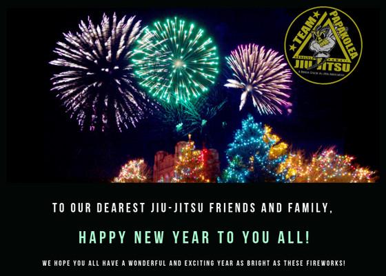 Happy 2019 New Year!