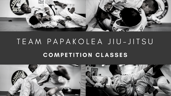 New classes:                      Competition classes added to schedule