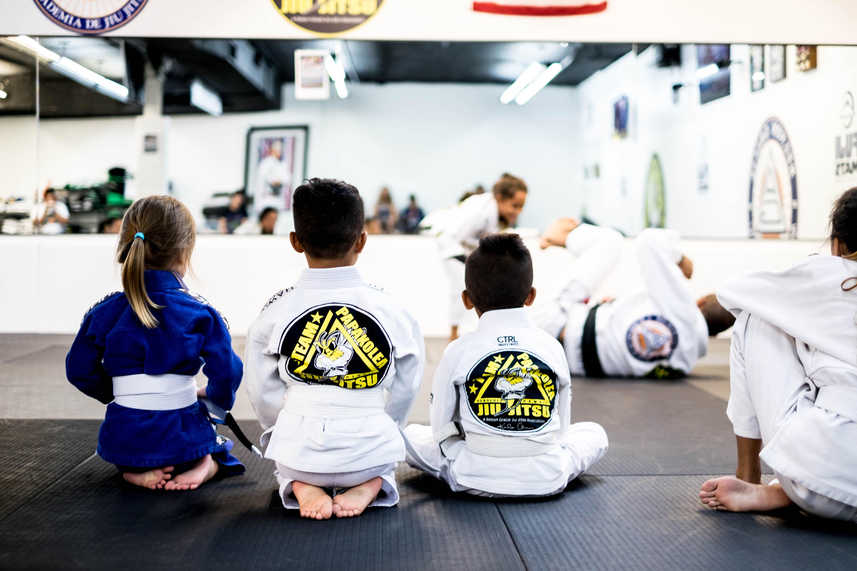 Kids Martial Arts // Kaka'ako