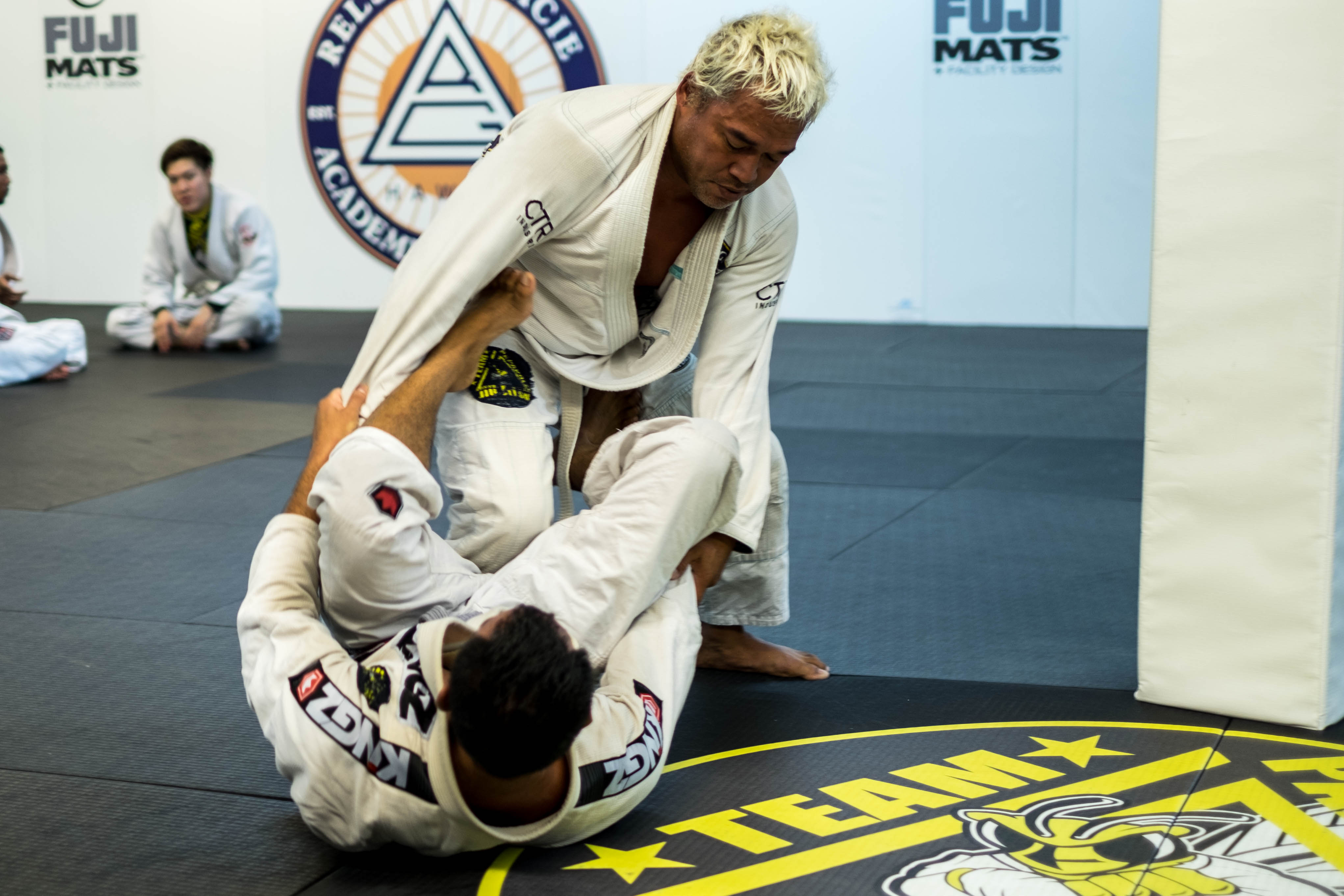 Gallery | Team Papakolea Jiu-Jitsu | Relson Gracie