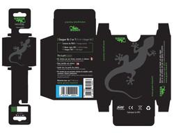 Etuis Green Lizard