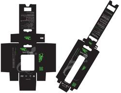 Emballages à suspendre Green Lizard