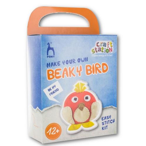 Kit oiseau rouge enfants