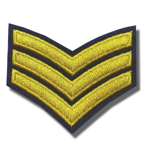 Ecusson thermocollant grade militaire
