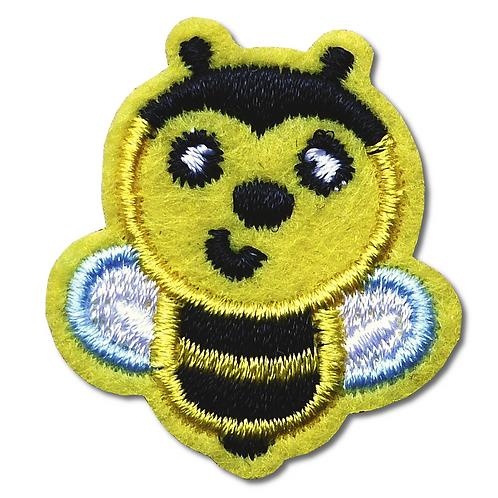 Ecusson thermocollant abeille