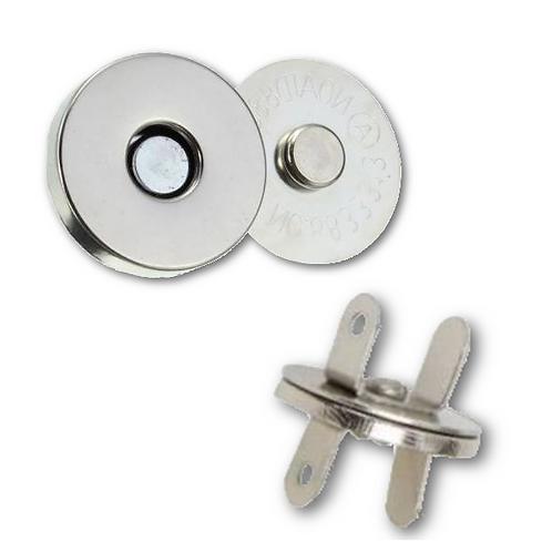 Aimants à insérer 14mm ou 18 mm