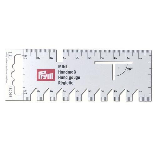 Mini règlette Prym 10 cm