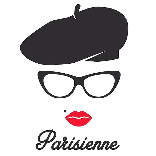Motif thermo-adhésif Parisienne