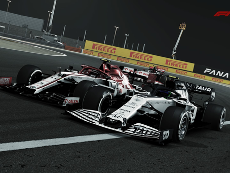 DEBUT OF ESPORTS CHALLENGERS DRIVER INCLUDED GREAT FIGHTING ALL THE WAY IN BAHRAIN