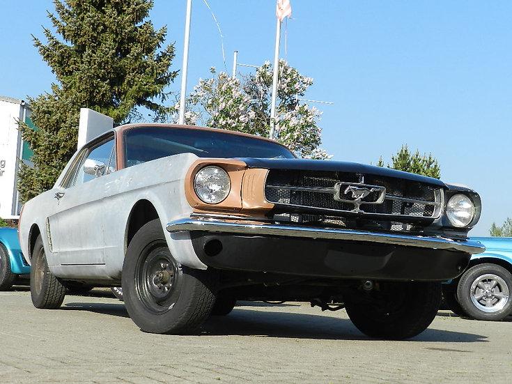 "Ford Mustang Hardtop V8 ""A-Code"" mit sehr vielen Neuteilen"