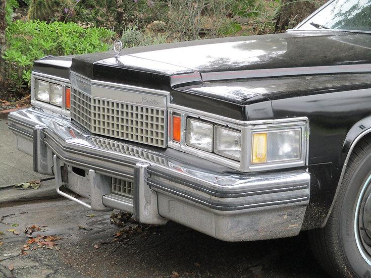 Cadillac de Ville d´Elegance Coupé 1979
