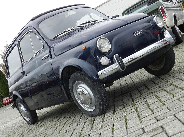 Fiat 500 Giardiniera 1969