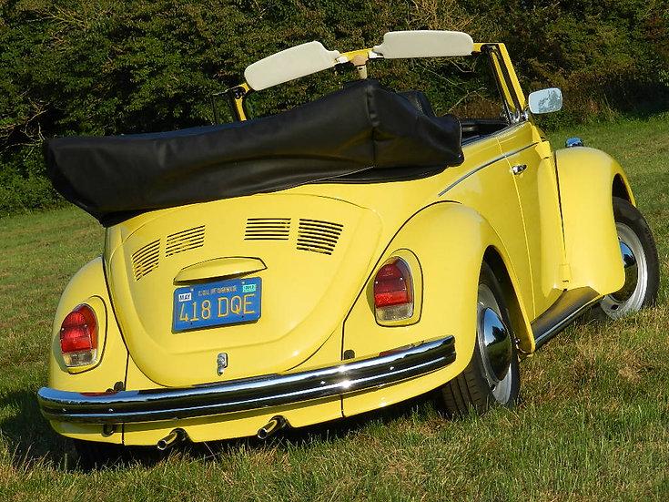 VW Käfer 1302 Cabriolet 1971