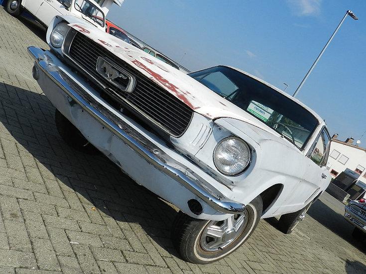 Ford Mustang Hardtop Coupé 1966 zum restaurieren
