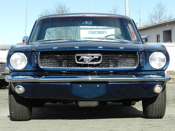 Ford Mustang V8 Hardtop mit HU und H-Kennzeichen 1966