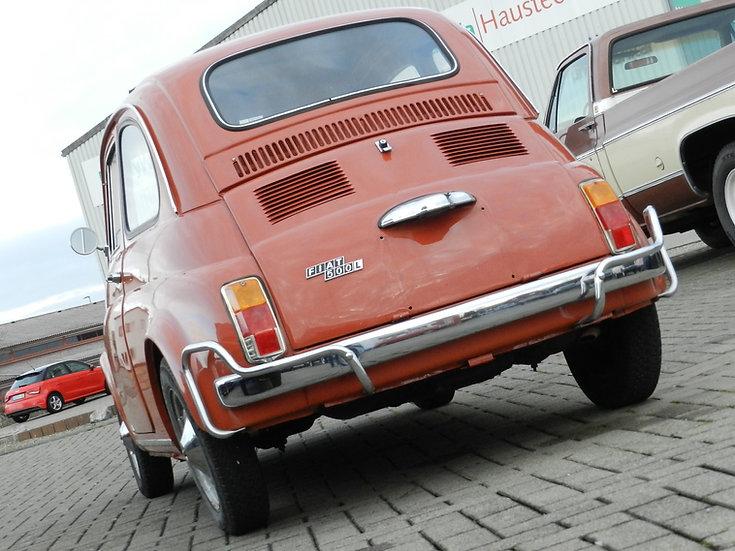 Fiat 500 L 1969 - guter Zustand